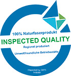 Inspected Quality_Label rund_DE