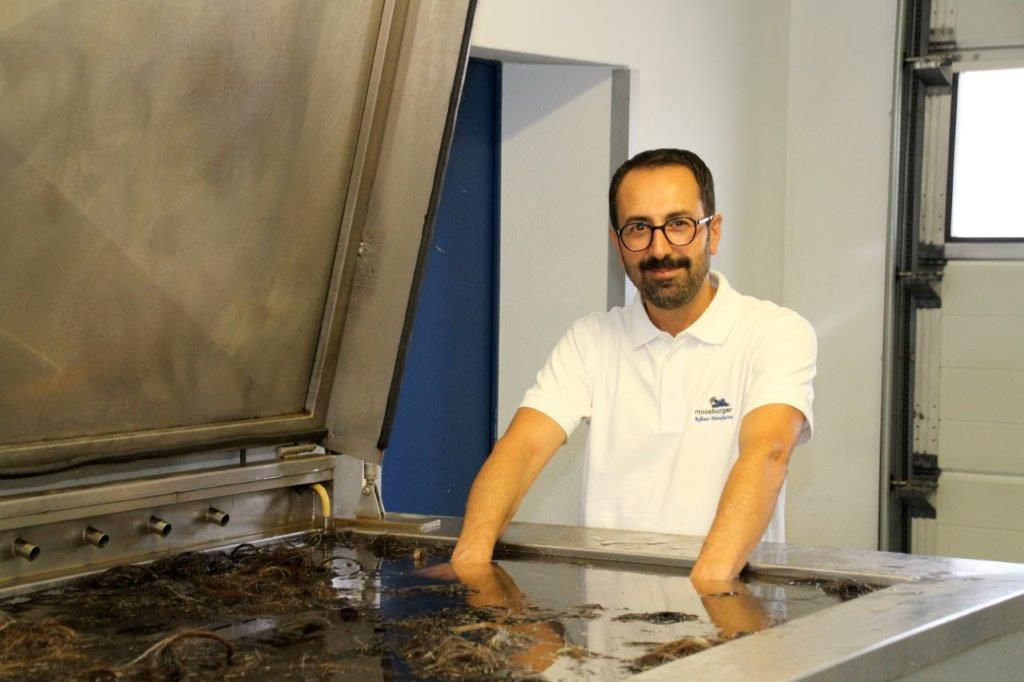 Hasan waschen